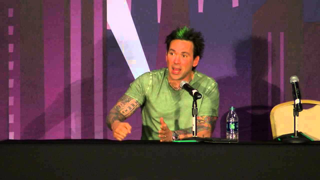 Dallas Comic Con Fan Days: Jason David Frank
