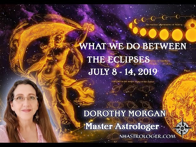 What do we do between the Eclipses ~  July 8th - July 14th ~ Mercury Retrograde