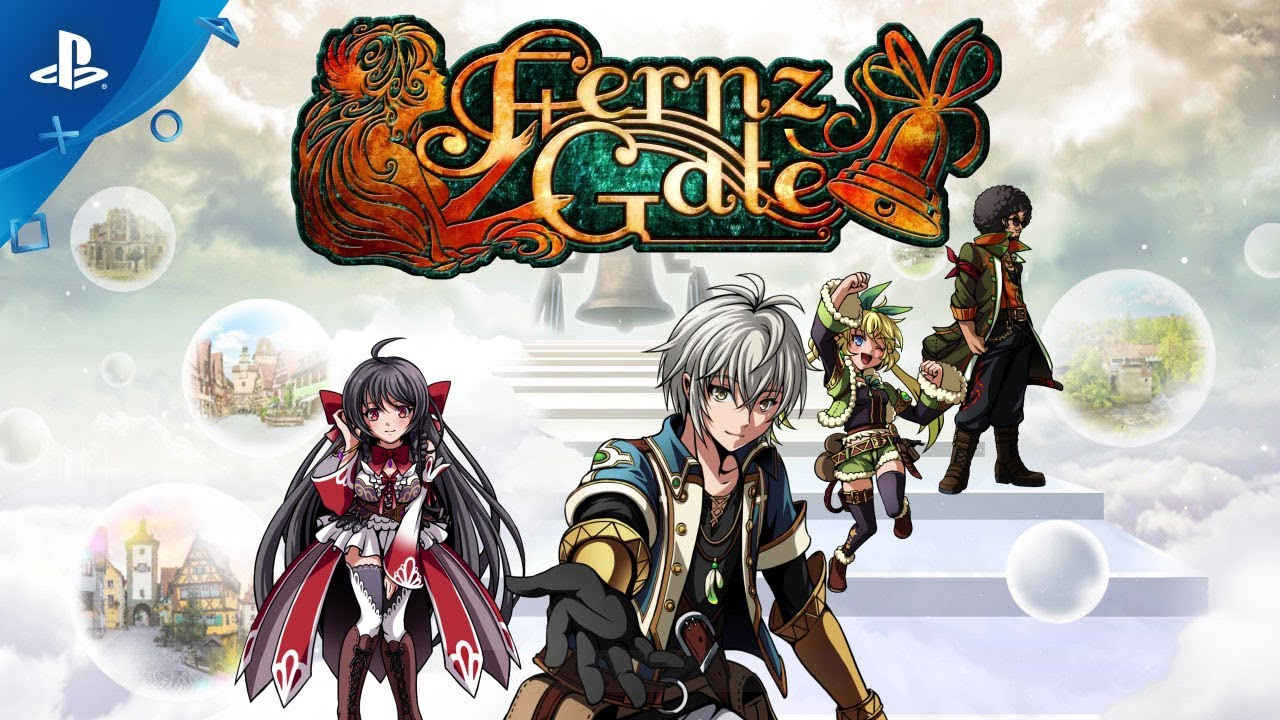 Fernz Gate - Official Trailer | PS4, PS Vita