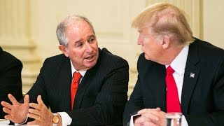 Trump Works For Blackstone Now