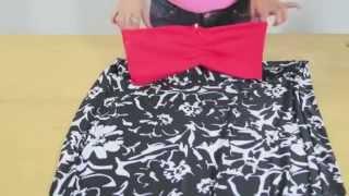 Как сшить платье. Шитьё без выкройки(Платье без выкройки. Как сшить платье самостоятельно бысро и легко. Как научиться шить с нуля? Ещё больше..., 2015-07-23T16:42:23.000Z)