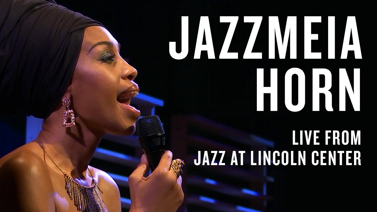 Jazzmeia Horn: Live from Jazz at Lincoln Center | JAZZ NIGHT IN AMERICA