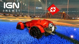 Rocket League Xbox One Release Date Revealed - IGN News
