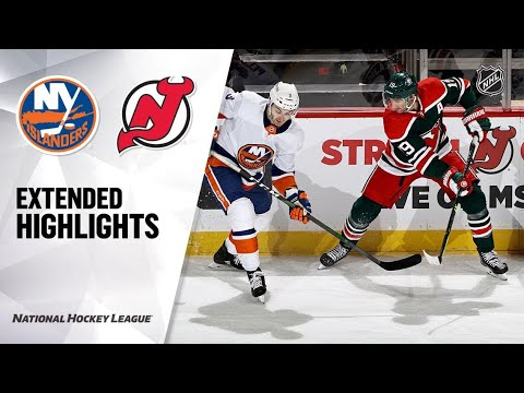 New York Islanders vs New Jersey Devils | Mar.02, 2021 | Game Highlights | NHL 2021 | Обзор матча