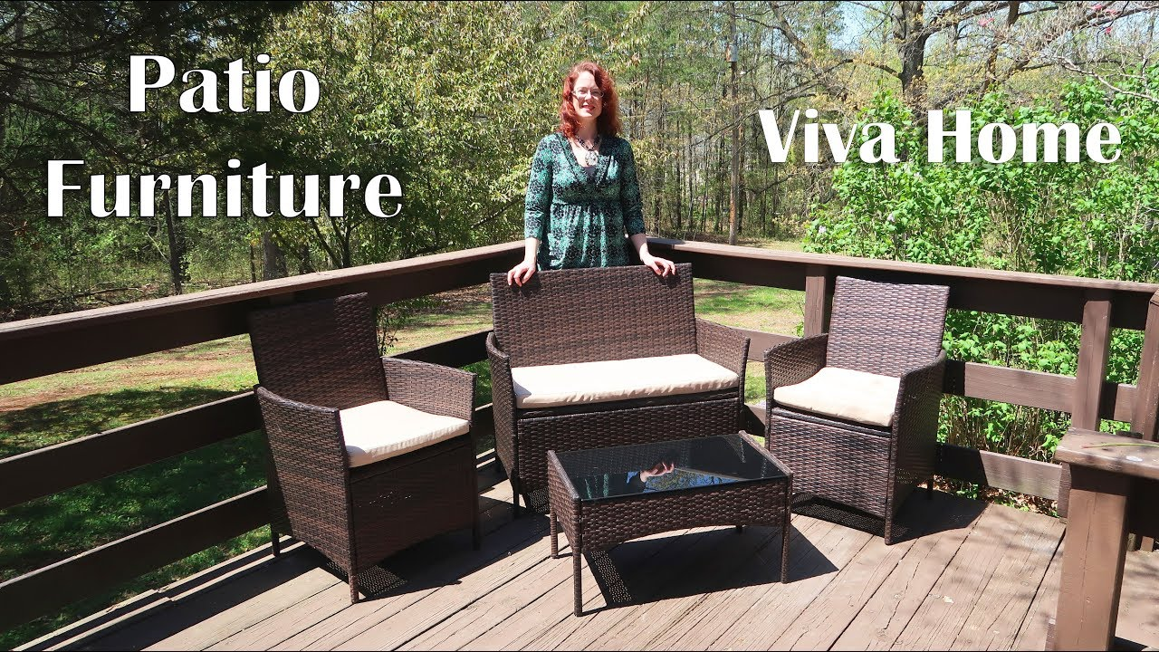 wicker oak dining with p set bay pin piece patio hampton cushion oatmeal outdoor sets