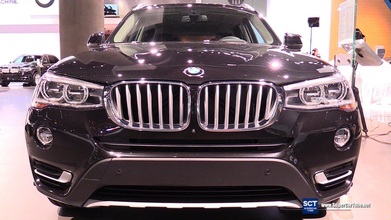 Worksheet. 2016 BMW X3 xDrive 28d  Exterior and Interior Walkaround  2015