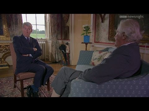 'No pact...under any circumstance' says Heseltine- Newsnight