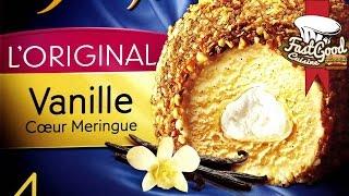 Recette Du Mystère Glacé à La Vanille