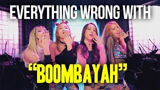 "Everything Wrong With BLACKPINK - ""Boombayah"""