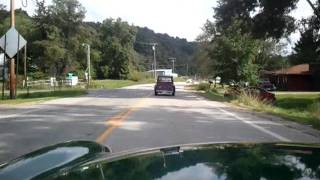 Following Citroen 2CV6.mp4