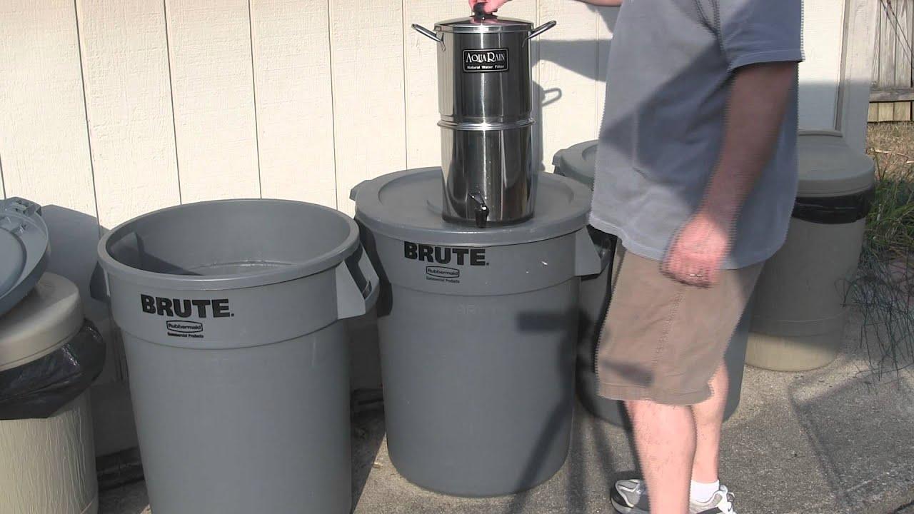 Aqua Rain Water Filter 39