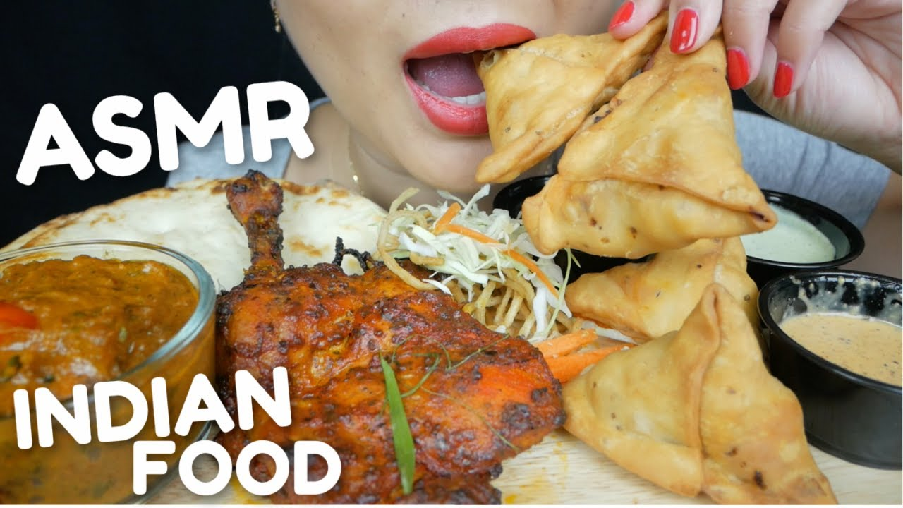 Asmr Indian Food Chicken Tikka Masala Devil S Drumstick Samosas Butter Naan N E Asmr Youtube Hi guys indian food today. asmr indian food chicken tikka masala devil s drumstick samosas butter naan n e asmr