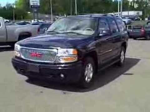 2005 GMC Yukon Denali Used   Low Miles  Low Price   CT  MA   YouTube 2005 GMC Yukon Denali Used   Low Miles  Low Price   CT  MA