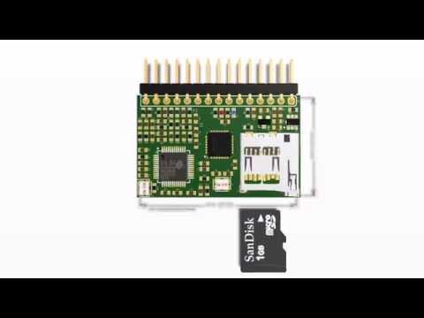 Embedded MP3 Player & Recorder