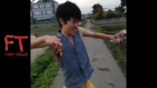 TRY NOT TO LAUGH   Funny Fails Videos 2019   Funny People Vs Animal Fail Video Compilation