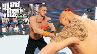WWE / UFC MOD NO GTA 5 !! JOHN CENA, Finn Balor & MAIS! (INCRIVEL)