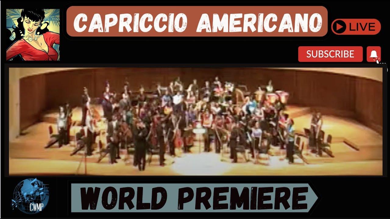 Download Capriccio Americano - Conduced by John Devlin