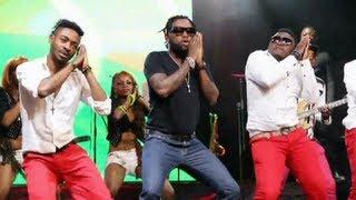 Ferre Gola 1h30 de concert Nigeria & ANgola ( Uige )