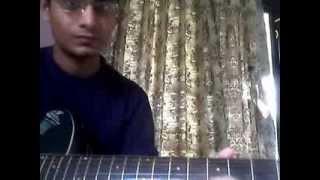 Chappa Chappa Charkha Chale Guitar Tab
