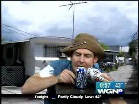 Whiting Indiana Jones: funny parody