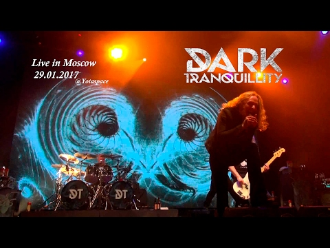 Dark Tranquillity - Live in Moscow 29.01.2017