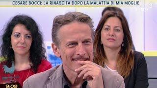 Cesare Bocci: la rinascita dopo la malattia di mia moglie