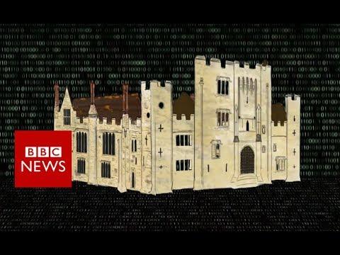 Breaking into Huawei's 5G tech castle - BBC News