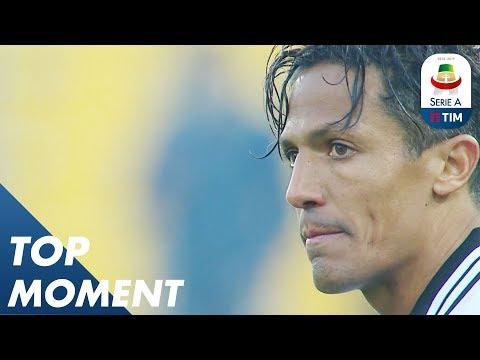 Bruno Alves Scores Outrageous Free Kick! | Parma 1-1 Chievo | Top Moment | Serie A