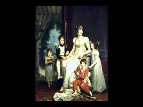 Caroline Bonaparte & Joachim Murat
