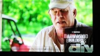 Barnwood builder's