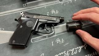 The-CIA-Special-Beretta-21A-with-a-Pill-Bottle-Pill-Box-Micro-suppressor-review-unboxing-video