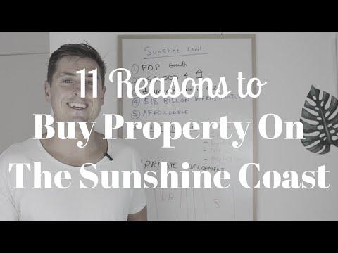 11 Reasons To Buy Property On The Sunshine Coast