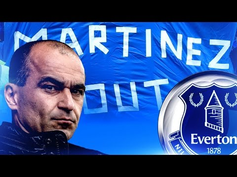 EVERTON SACK MARTINEZ - MY REACTION! DE BOER OR MOYES TO TAKE OVER?