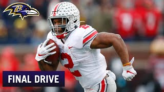 J.K. Dobbins Gaining Buzz As Offensive Rookie Of the Year Candidate | Ravens Final Drive
