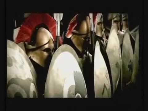 Warriors Of  Ancient Greece