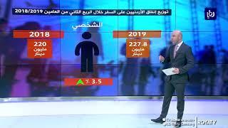 تعرف على حجم إنفاق الأردنيين على السفر (8/10/2019)