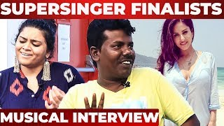 """SUNNY LEONE Was Impressed by Murugan's Singing"" – Super Singer 7 Finalist Interview"