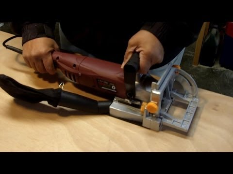 Biscuit Joiner Cutter Tutorial for Beginners