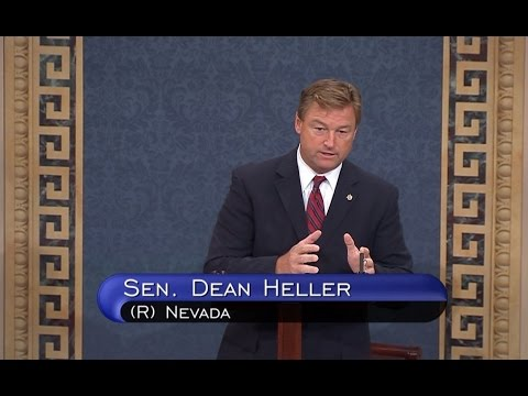 Heller Fights for Nevada