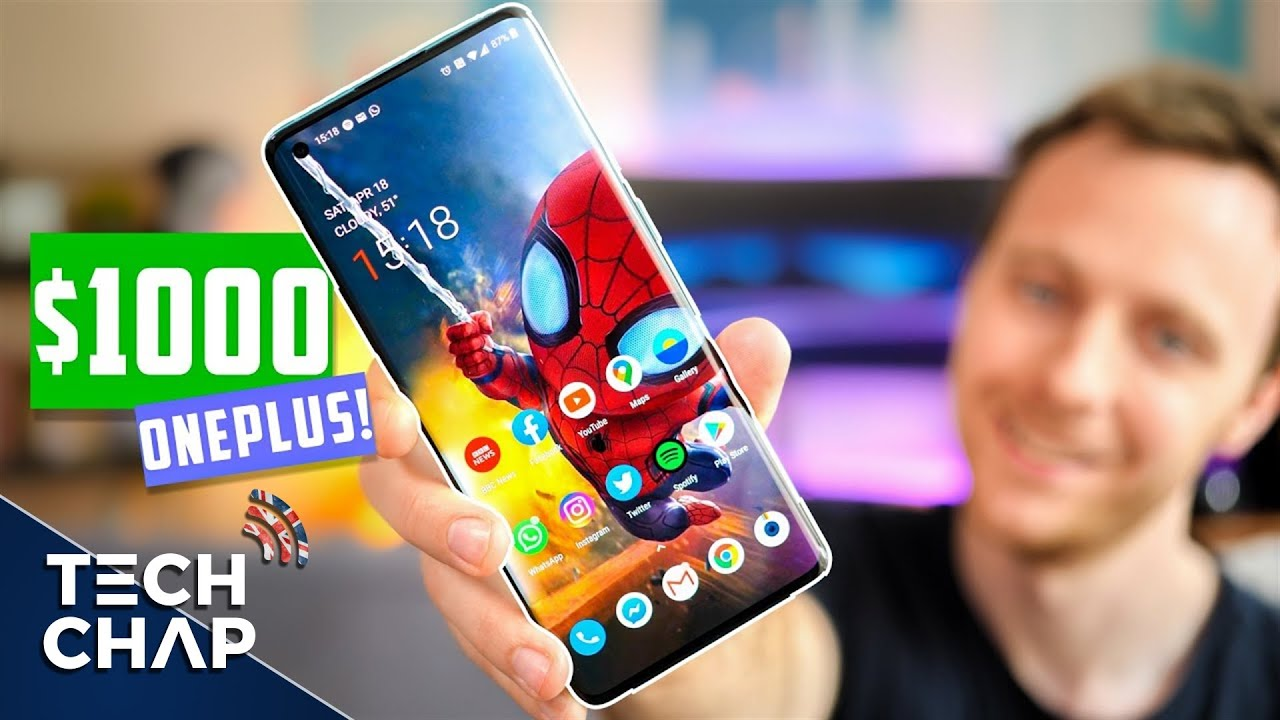 OnePlus 8 Pro FULL REVIEW - Should You Upgrade? | The Tech Chap