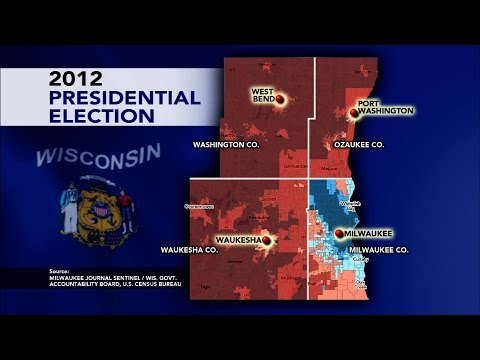 Why political division is multiplying in Wisconsin