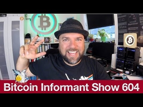 #604 Zinsen auf Crypto mit BlockFi, McAfee spricht mit Satoshi & Abra Aktien und ETF's