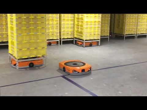 Amazon Previews West Deptford Fulfillment Center