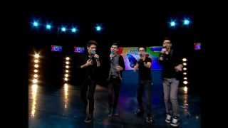 """Eurovision 2013: Station 4 - """"Your heart is telling me so"""
