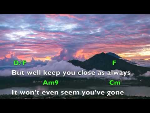 Friends (lyrics & chords) Michael W. Smith