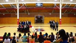 Selix Formalwear Fashion Show 2015 -- Stanford Viennese Balll Opening Committee