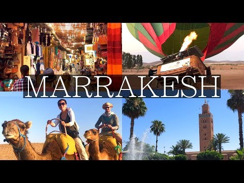 3 Days in Marrakech, Morocco - Vlog & Guide