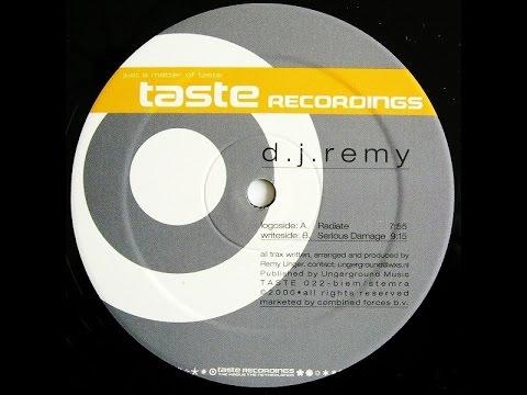 DJ Remy - Serious Damage [Taste Recordings] 2000