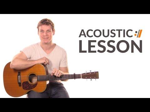 Never Once - Matt Redman // Acoustic Guitar Tutorial