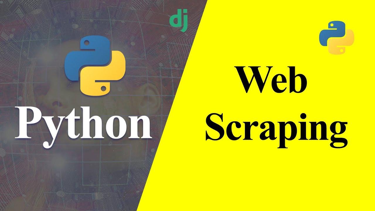 Web Scraping using Python (Hindi)